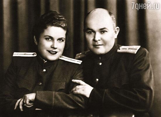 Мои родители поженились по большой любви