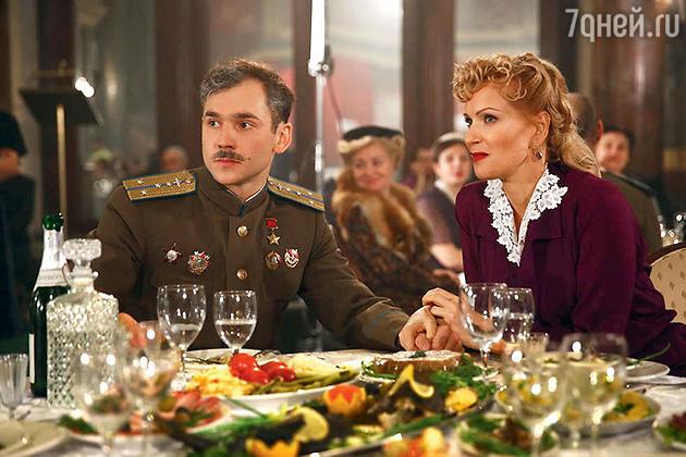 Дмитрий Арбенин и Олеся Судзиловская