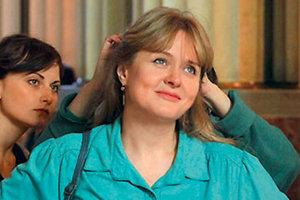 Анна Михалкова соскучилась по мужу