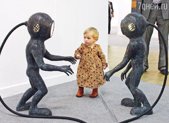 Международная ярмарка современного искусства «Арт Москва 2009»