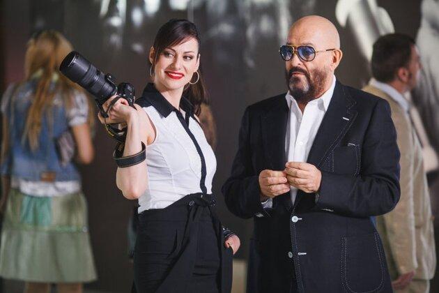 Анна Ковальчук и Михаил Шуфутинский
