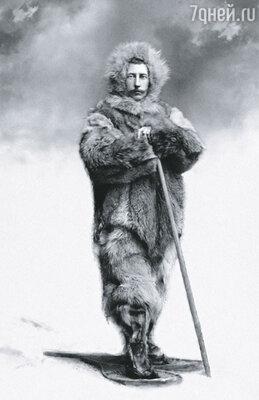 Жизнь полярного исследователя Амундсена была похожа на спектакль, секрет успеха которого — в неожиданности, непредсказуемости сюжетных ходов