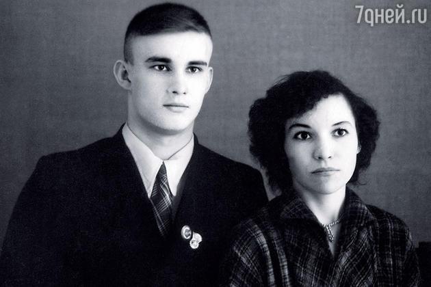 Родители Анны Самохиной
