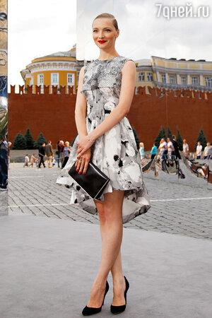 Модный показ. 2013 г.