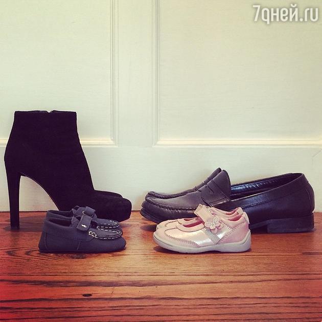 Обувь семьи Болдуина