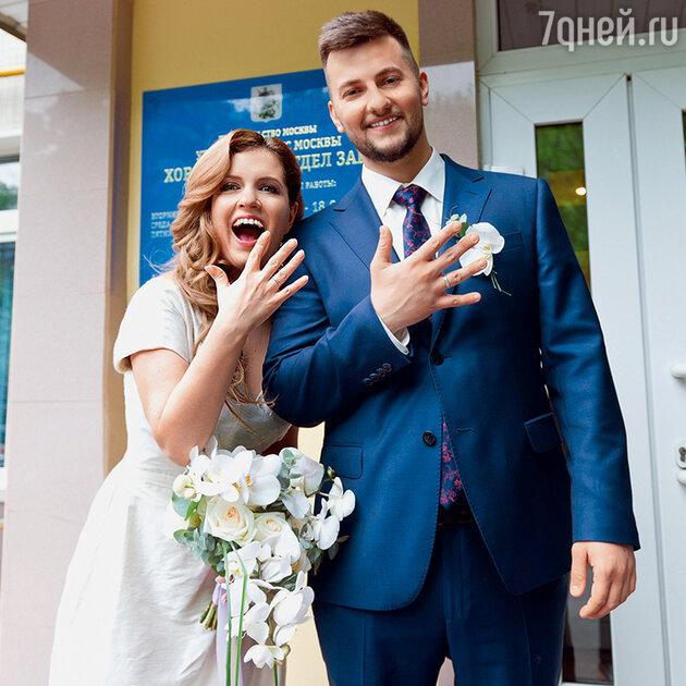 Настя Денисова и Богдан Осыки
