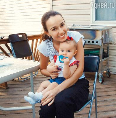 Валерия с сестрой Лизой