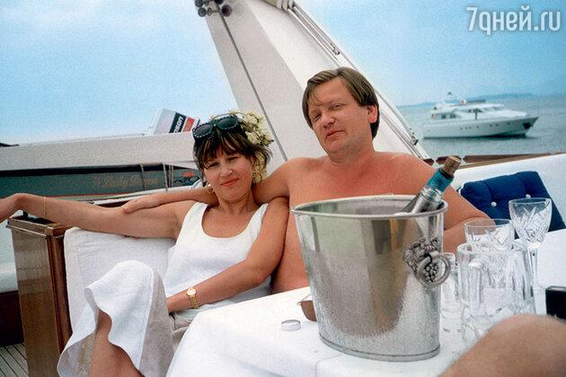 Владимир Жечков  и Наталья Таласбаева