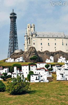 Неприступная крепость Алькасар — начиная с XI века резиденция королей Испании