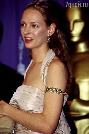 Ума Турман 1999 год