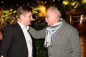 Никита Михалков похвалил сына за режиссерский дебют