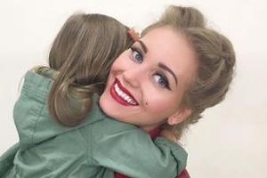 Кристина Асмус и Гарик Харламов отметили 3-летие дочери