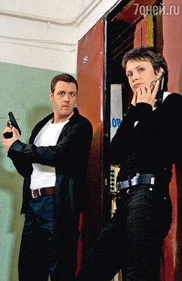Кадр из сериала «Закон и порядок»