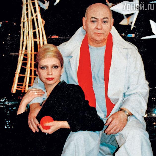 Ирина Мазуркевич и Анатолий Равикович