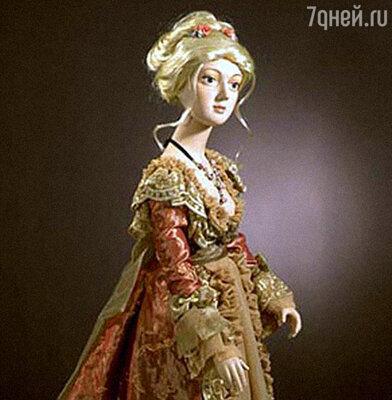 Выставка кукол «Маскарад в «Архангельском»