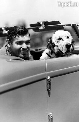 В детстве Кларк Гейбл очень любил автомобили, и с 13 лет он помогал отцу с ремонтом