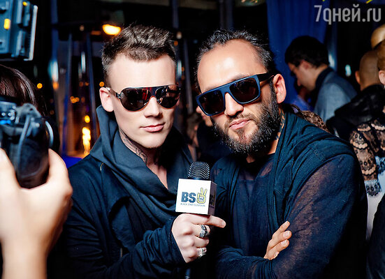 Павел Галанин и DJ M.E.G.