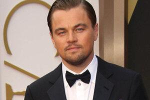 Выживший: Леонардо Ди Каприо получил первый «Оскар!»