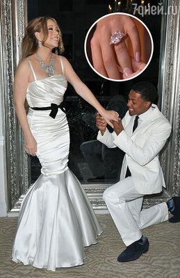 Пять лет подряд Мэрайа и Ник  вгодовщину заключения брака заново проводили «свадебную церемонию», обмениваясь кольцами