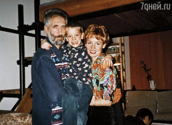 Я твердо решила воплотить в жизнь проект «счастливая семья Жанны Эппле». С Ильей и Потапом