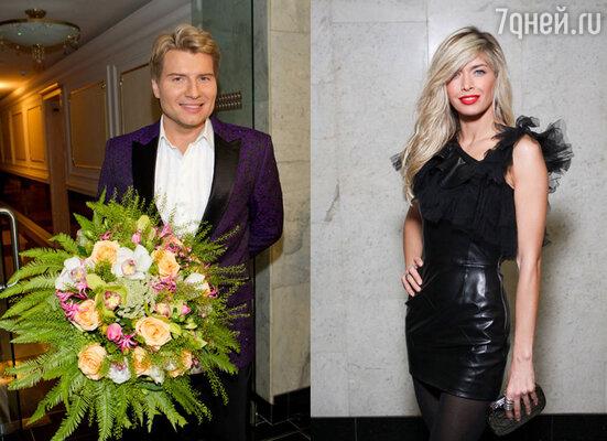 Николай Басков и Вера Брежнева