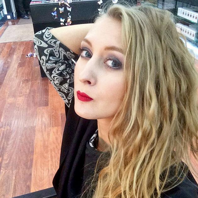 Бьюти-блогер и журналист Юлия Аскерова