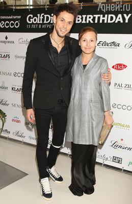 Ирина Миронова и Сергей Савин