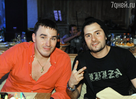 Иракли и Кирилл Андреев