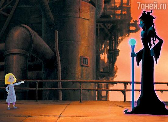 Кадр из фильма «Эмили Жоли»