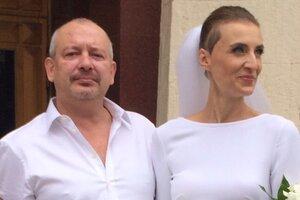 Первое видео с церемонии бракосочетания Дмитрия Марьянова