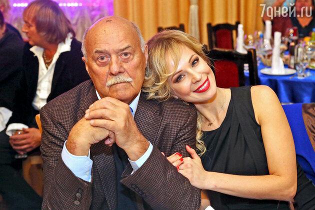 Станислав Говорухин и Ирина Медведева