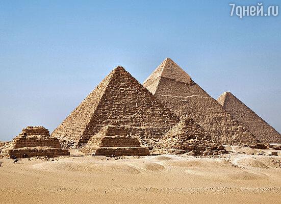 Передача  «Тайна Египетских пирамид»