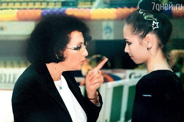 Ляйсан Утяшева и Ирина Александровна Винер