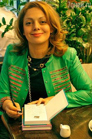 Анетта Орлова.