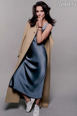 Кэти Холмс для Glamour Magazine