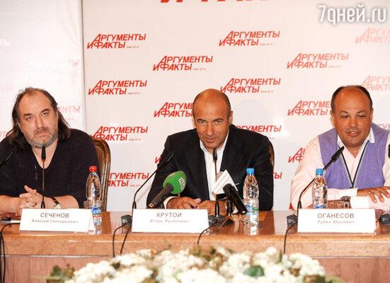 Организаторы Премии Муз-ТВ 2009