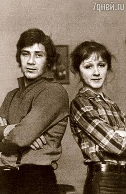 Первой женой Краско стала Наталья Акимова. После развода она вышла замуж  за Игоря Скляра