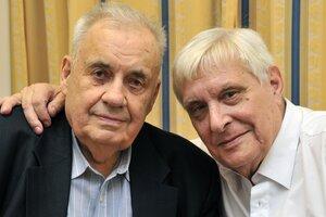 Олег Басилашвили устраивает вечер памяти Эльдара Рязанова