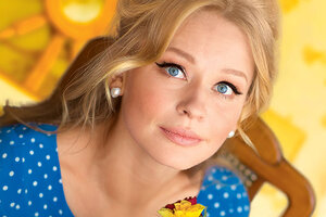 Юлия Пересильд: «Первым о моей беременности узнал Женя Миронов»
