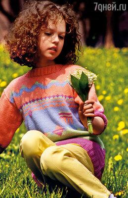 Я была очень мечтательной, нежной и ранимой девочкой