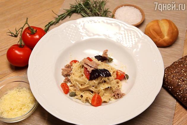 Вителло Тонато с салатом Нисуаз: рецепт от ведущей Елены Усановой