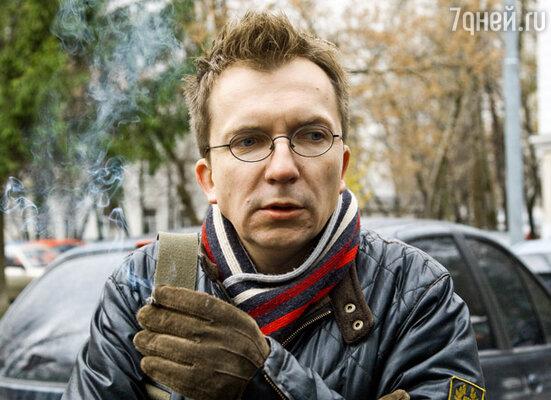 Создатели проекта «Русский Голливуд» и его ведущий Алексей Кудашов