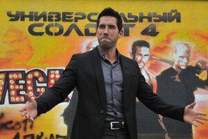 Скотт Эдкинс нашел своего клона в России