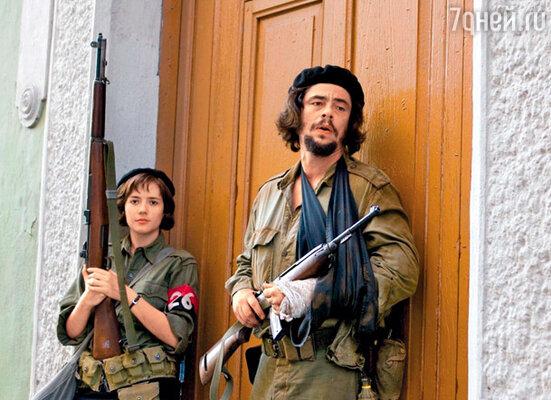 Кадр фильма «Че: Часть первая. Аргентина»