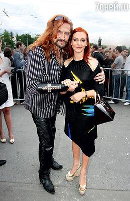 На церемонии вручения премии «Серебряная калоша». 2009 г.