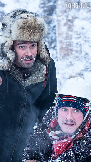 Петр Федоров и Александр Яценко