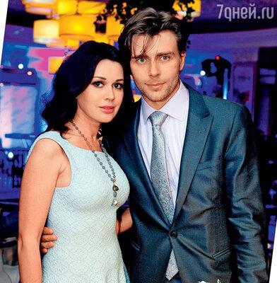 С мужем Петром Чернышевым