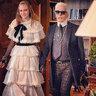 Показ Chanel Metiers d'Art в Зальцбурге
