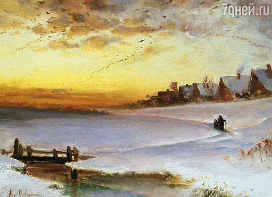 �������� ���������� ����� ������, ������� � �������� �������. � ������� ��� ��� �����, ���� �� ��� ������� �� ������� �������. ����������� ������� ������� ������. (��������)�, 1890-� ����