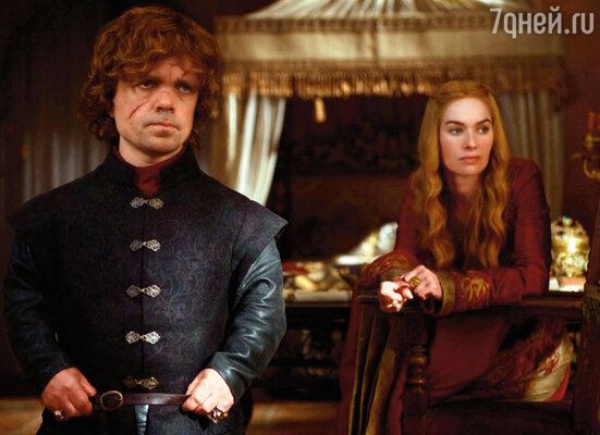 Лина оказалась в «Игре престолов» совершенно случайно. Питер Динклэйдж, веселый и талантливый актер-карлик, задурил ей голову — дескать, есть для нее отличная роль в новом проекте, куда его уже утвердили
